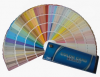 Architectural Coatings color card 280 colors QTC-2 of picture