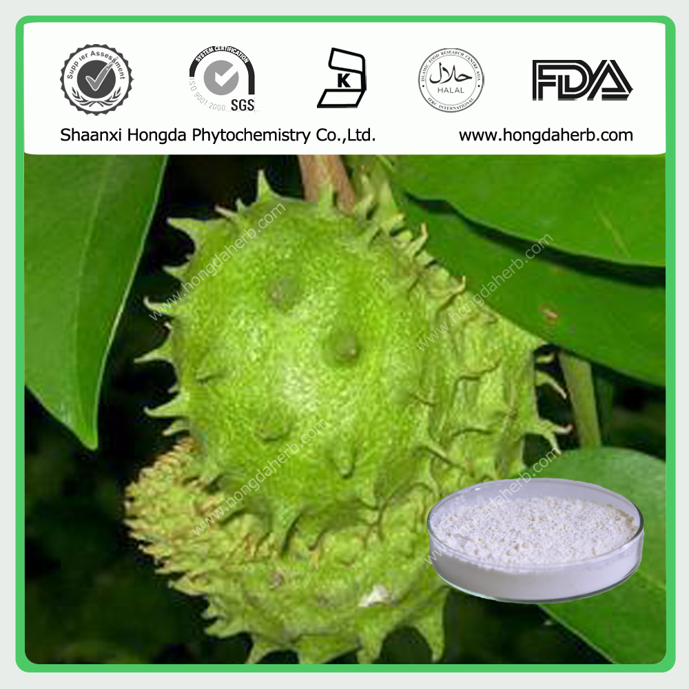 wholesale Graviola fruit extract  20:1